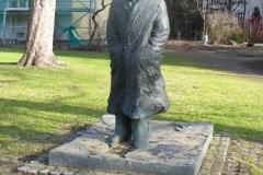 Ossietzky-Denkmal