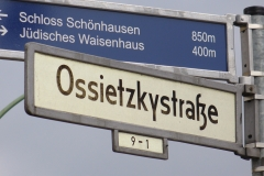 Ossietzkystraße