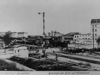 Bahnhof Wilhelmsruh